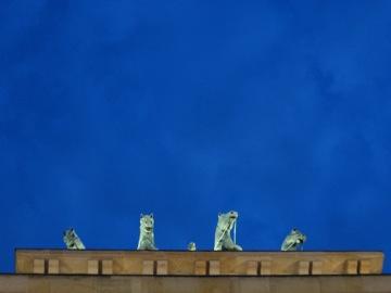 Brandenburger Tor...I like this angle