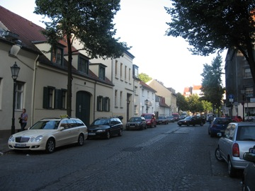 Neukölln, Near Trevino's Apartment
