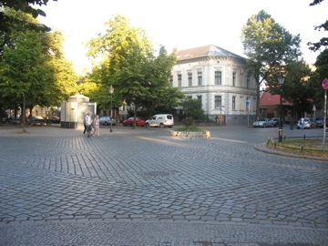 Neukölln, Near Trevino's Apartment