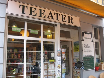 Teeater, Phil Skaller's cousin's tea joint