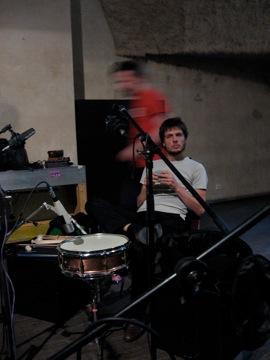 Hannes Lingens, snare drum