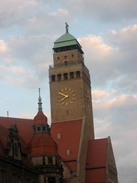 Rathaus, Neuköln