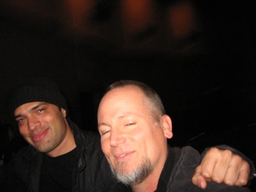 with Mark Henrickson