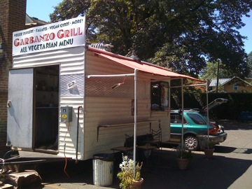 Garbanzo Grill