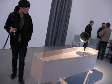 Yutaka Makino, Douglas Henderson, Paul De Marinis and (?)