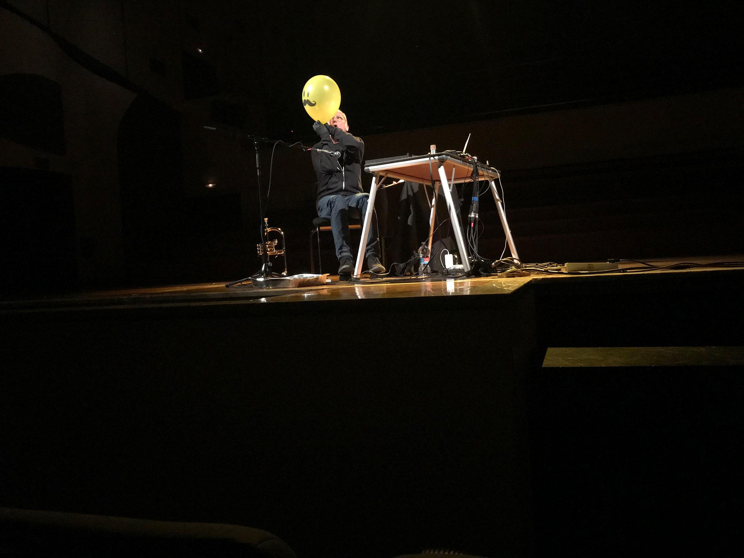Jeff Kaiser at the Bernaola International Music Festival (1)